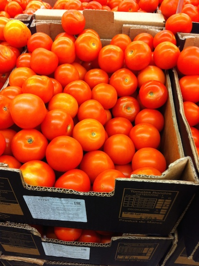 Tomato round Horizon (Agri Souss) 6 kg